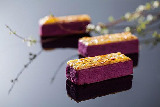 芝士焗紫心蕃薯 (2)
