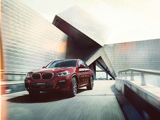 02_全新BMW X4