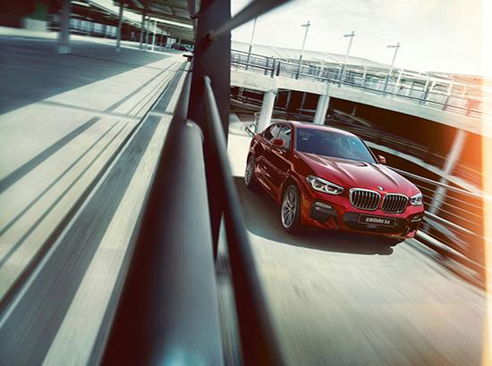 03_全新BMW X4