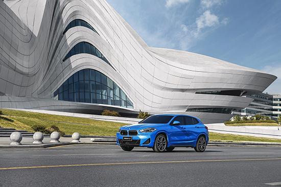 02.创新BMW X2