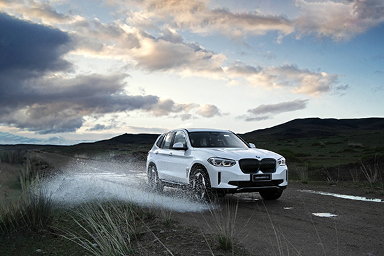 05.创新纯电动BMW iX3