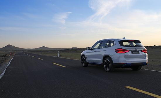 06.创新纯电动BMW iX3