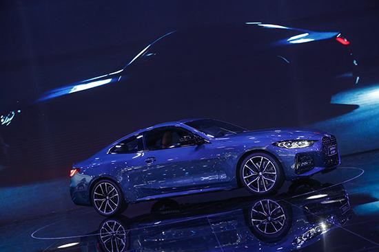 05.全新BMW 4系双门轿跑车