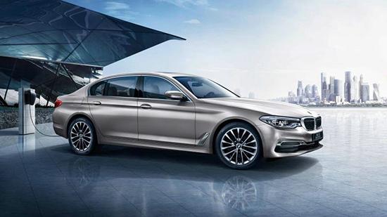 08.BMW 5系插电式混合动力里程升级版